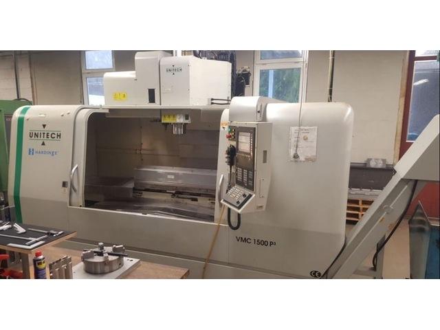 mehr Bilder Hardinge VMC 1500 P3, Fräsmaschine Bj.  2007