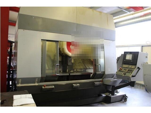 mehr Bilder Hedelius BC 40 D 4. ax, Fräsmaschine Bj.  1997