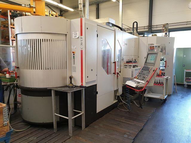 mehr Bilder Hermle C 30 UP, Fräsmaschine Bj.  2007