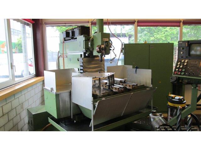 mehr Bilder Fräsmaschine Hermle UWF 1000