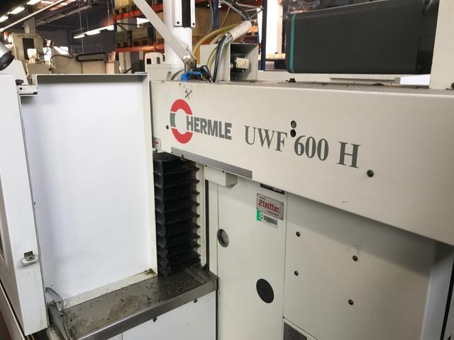 mehr Bilder Fräsmaschine Hermle UWF 600 H