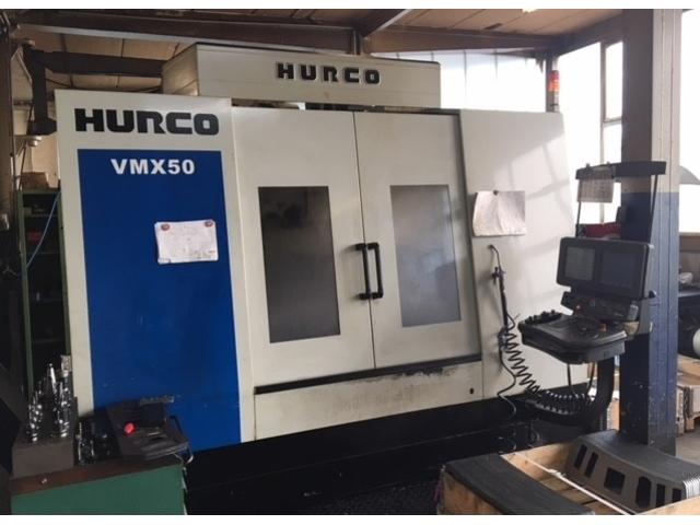 mehr Bilder Fräsmaschine Hurco VMX 50 / 40T