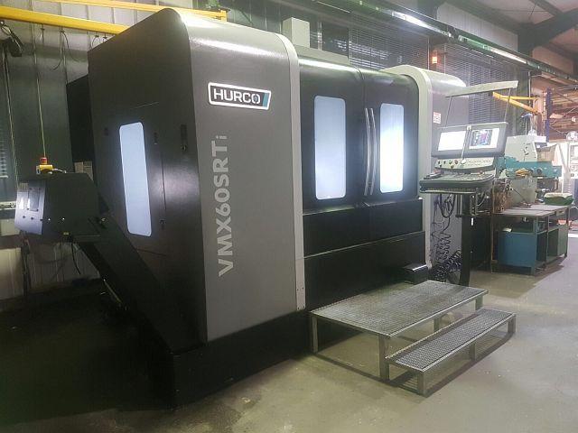 mehr Bilder Fräsmaschine Hurco VMX 60 SRTI