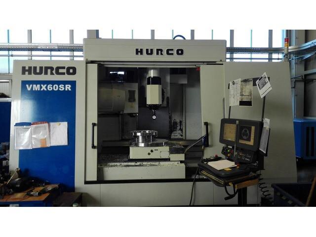 mehr Bilder Fräsmaschine Hurco VMX 60 SR 5