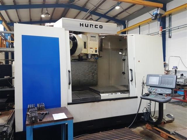 mehr Bilder Fräsmaschine Hurco VMX 64 / 32 T