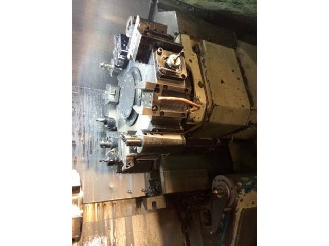 Drehmaschine Hwacheon Hi-Eco 21HS  -1