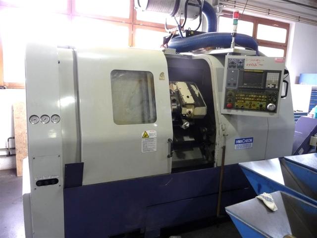 mehr Bilder Drehmaschine Hwacheon Hi Eco 31 A
