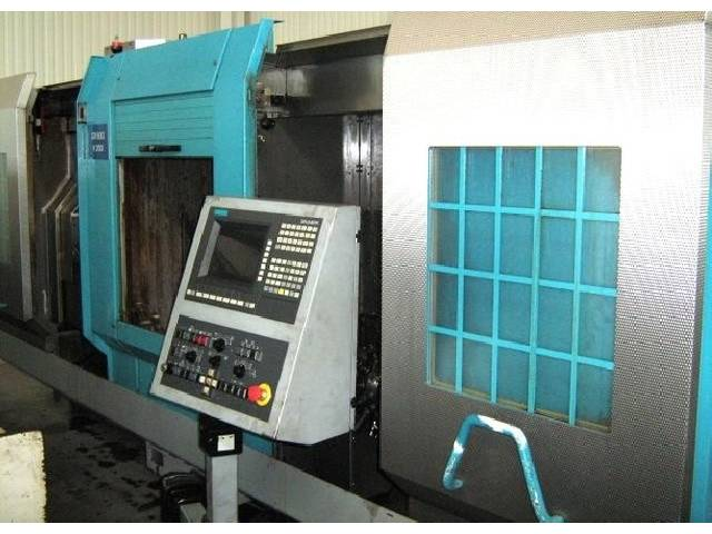Drehmaschine Index V 200 TANDEM    2rev  222  -0