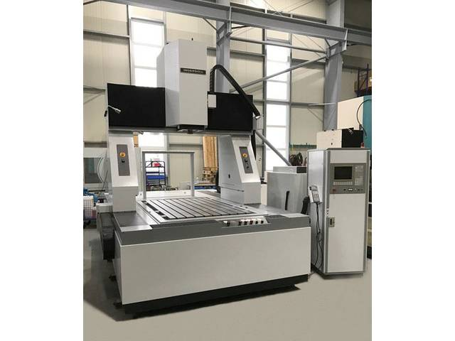 mehr Bilder Ingersoll GANTY 1300 / Multipuls CNC 32bit Funkenerodiermaschine