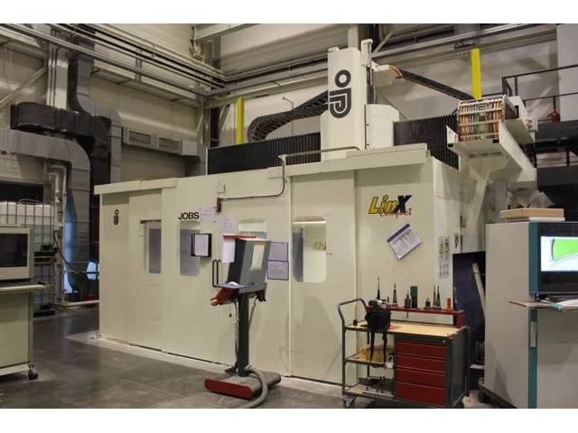 mehr Bilder Fräsmaschine Jobs Linx Compact 30