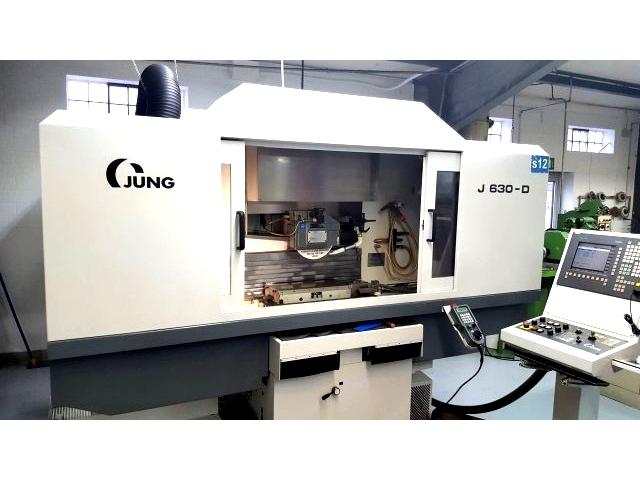 mehr Bilder Schleifmaschine Jung J 630 - D