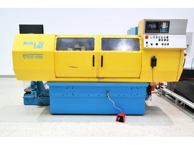 mehr Bilder Schleifmaschine Junker BUA J 30 CNC