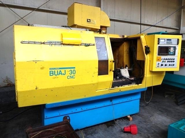 mehr Bilder Schleifmaschine Junker CNC grinder BUAJ 30