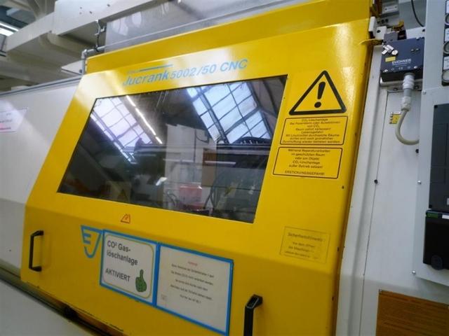 mehr Bilder Schleifmaschine Junker Jucrank 5002 / 50