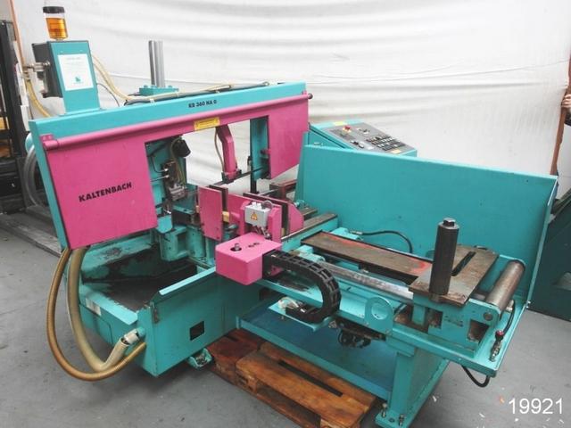mehr Bilder Kaltenbach Säge KB 360 NAG Andere Maschinen