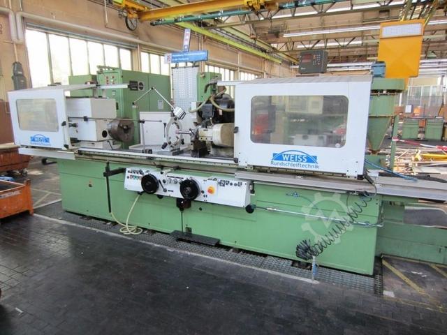 mehr Bilder Schleifmaschine Karstens K 21 1.500 gen. überh.
