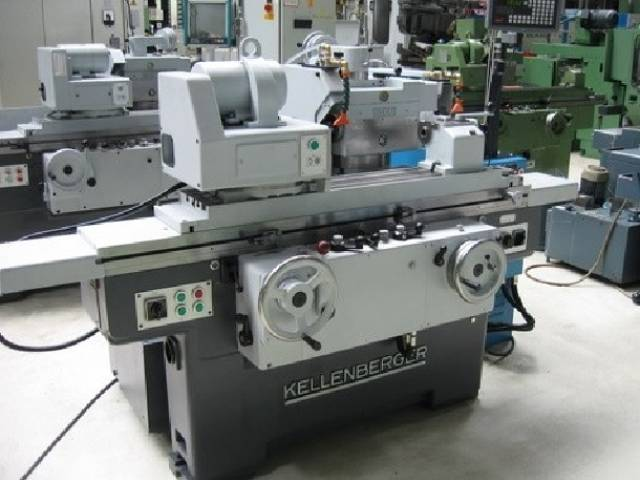 mehr Bilder Schleifmaschine Kellenberger 600 U Economic