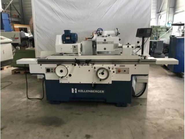 mehr Bilder Schleifmaschine Kellenberger 1000 U - revidiert