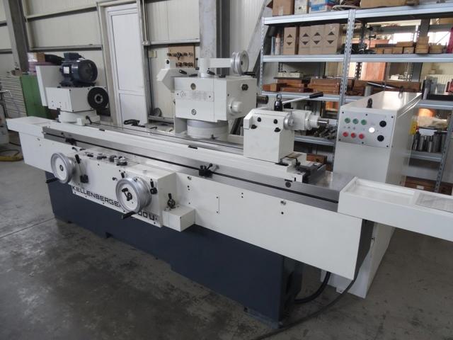 mehr Bilder Schleifmaschine Kellenberger 1500 U Rundschleifmaschine konventionell
