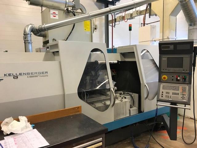 mehr Bilder Schleifmaschine Kellenberger Kel-Varia R 175 x 1000