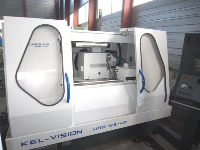 mehr Bilder Schleifmaschine Kellenberger Kel-vision URS 125 x 430 generalüberholt/revised