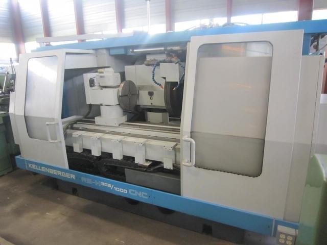 mehr Bilder Schleifmaschine Kellenberger RS-H305 / 1000