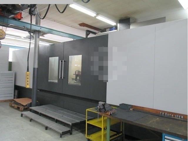 mehr Bilder Fräsmaschine Keppler HDC 4000