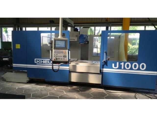 mehr Bilder Kiheung KNC U 1000 Bettfräsmaschinen