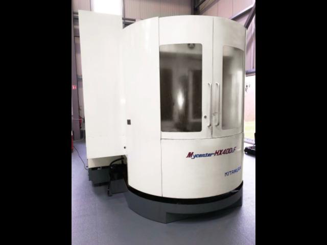 mehr Bilder Fräsmaschine Kitamura HX 400xif