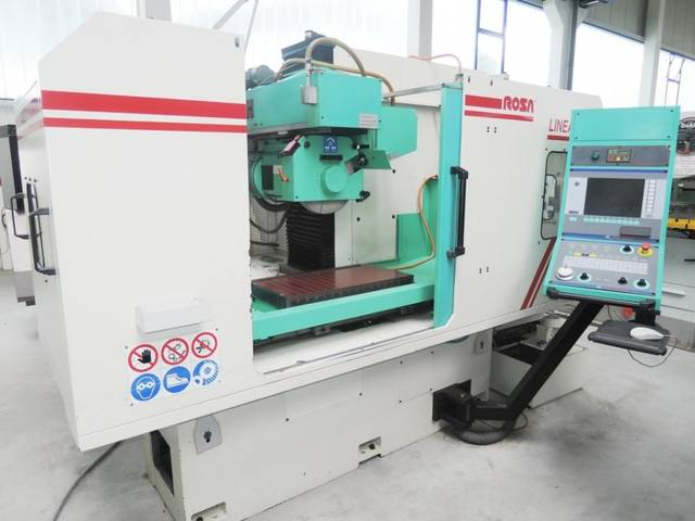 mehr Bilder Schleifmaschine Rosa Linea Iron 08.6 CNC