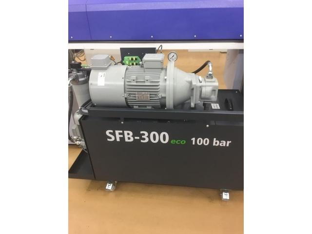 mehr Bilder Büchler SFB 300 eco 100 bar Gebrauchtes Zubehör