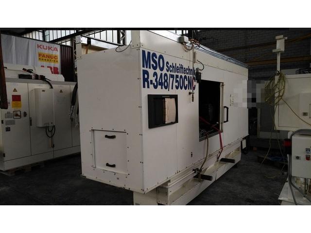 mehr Bilder Schleifmaschine MSO S 348 / 750 CNC