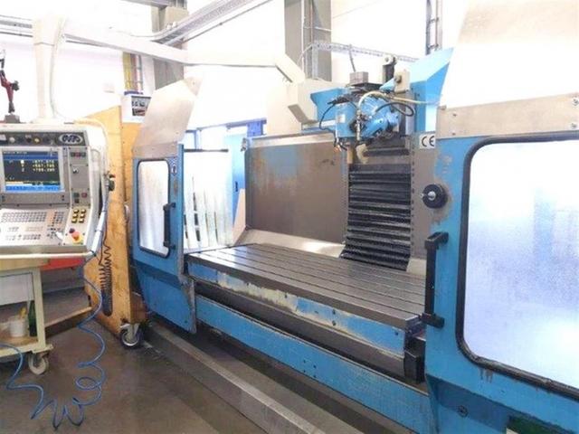 mehr Bilder MTE Kompakt Plus Bettfräsmaschinen
