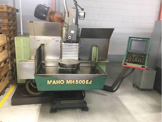 mehr Bilder Fräsmaschine Maho MH 500 E 2
