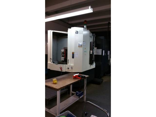 mehr Bilder Fräsmaschine Makino A 61  fast neu