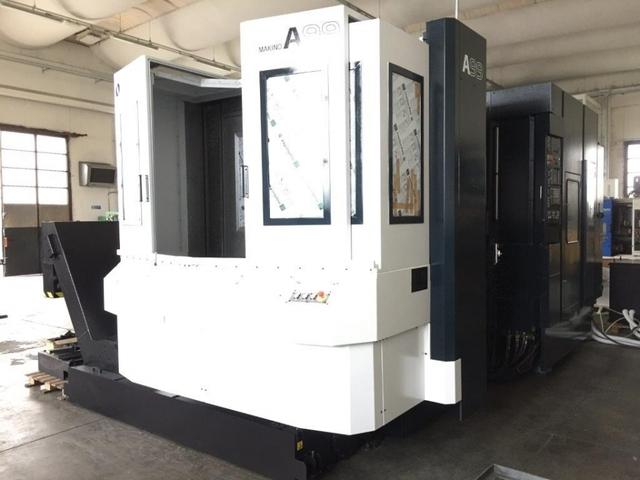 mehr Bilder Fräsmaschine Makino A 99 A 40