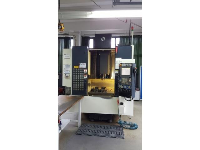 mehr Bilder Fräsmaschine Makino S 33 - A 20