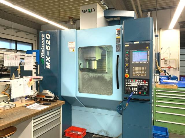mehr Bilder Matsuura MX-520, Fräsmaschine Bj.  2012