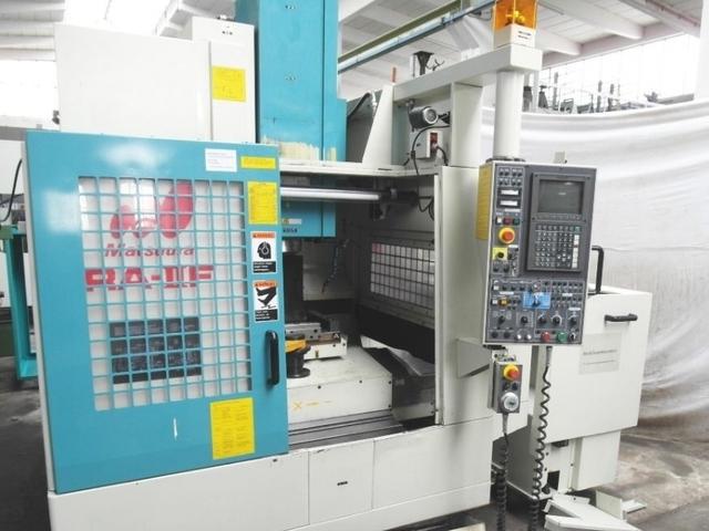 mehr Bilder Fräsmaschine Matsuura RA-II F