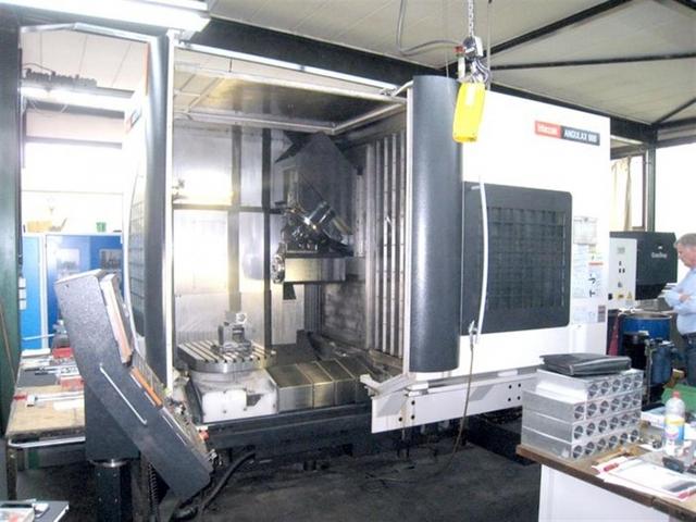 mehr Bilder Mazak Angulax 900, Fräsmaschine Bj.  2006
