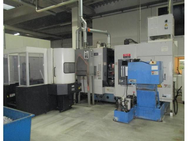 mehr Bilder Fräsmaschine Mazak FH 4800 6 APC