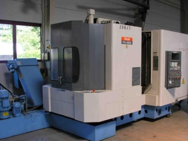 mehr Bilder Fräsmaschine Mazak FH 4800