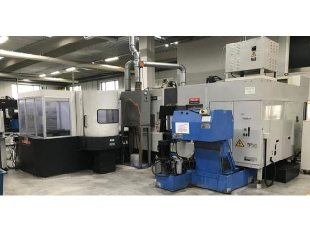 mehr Bilder Fräsmaschine Mazak FH 4800 PMC 6 PC
