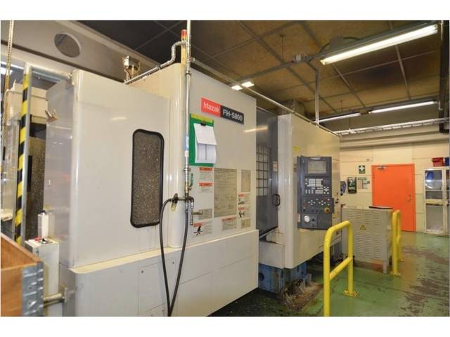 mehr Bilder Mazak FH 5800, Fräsmaschine Bj.  2002