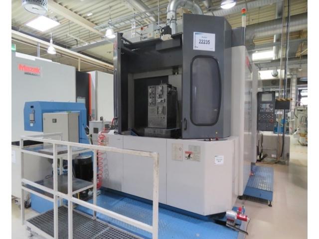 mehr Bilder Fräsmaschine Mazak FH 6000