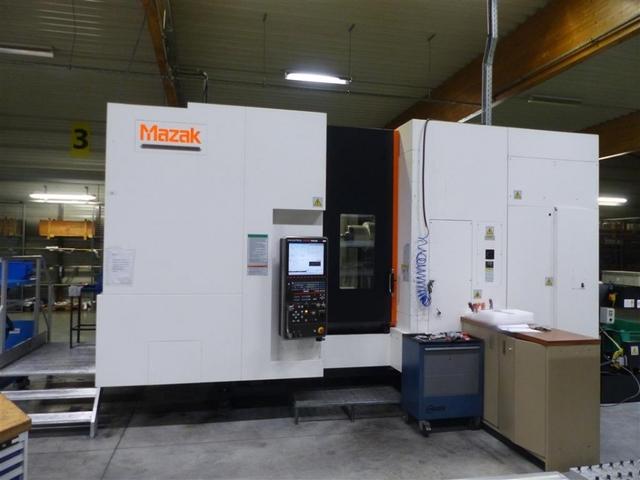 mehr Bilder Mazak HCN 6000 II, Fräsmaschine Bj.  2011