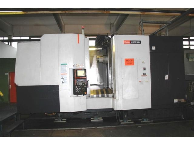 mehr Bilder Fräsmaschine Mazak HC 6000 II