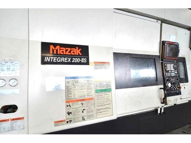 mehr Bilder Drehmaschine Mazak Integrex 200 III S  + Flex GL 100 F