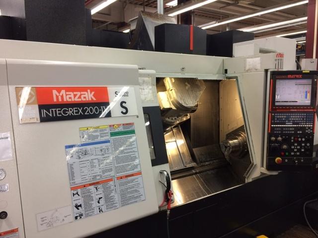 mehr Bilder Drehmaschine Mazak Integrex 200 IV S x 1000