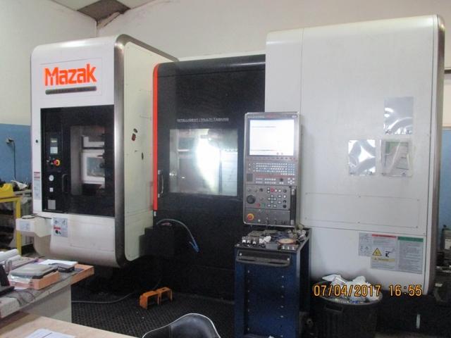 mehr Bilder Drehmaschine Mazak Integrex i-200 x 1000 U